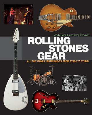 Image for Rolling Stones Gear All the Stones' Instruments from Stage to Studio