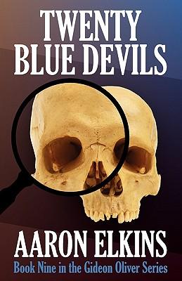Twenty Blue Devils (Book Nine in the Gideon Oliver Series), Aaron Elkins