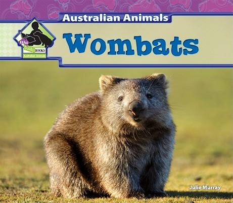 Wombats (Big Buddy Books: Australian Animals (Library)), Murray, Julie