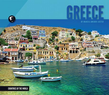 Greece (Countries of the World), Marcia Amidon Lusted (Author)