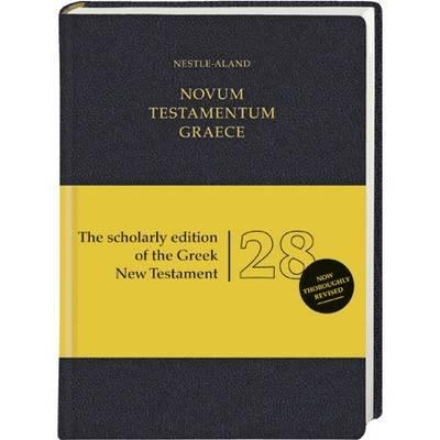 Image for Novum Testamentum Graece (NA28): Nestle-Aland 28th Edition (Ancient Greek Edition)