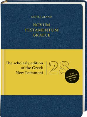 Image for Novum Testamentum Graece (NA28): Nestle-Aland 28th Edition (Ancient Greek Edition)
