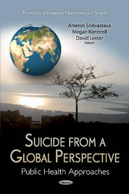 Image for Suicide from a Global Perspective: Public Health Approaches