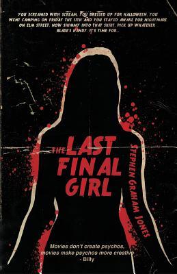 The Last Final Girl, Jones, Stephen Graham