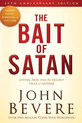 Image for The Bait of Satan, 20th Anniversary Edition: Living Free from the Deadly Trap of Offense