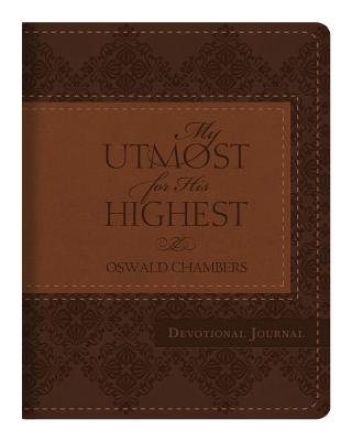My Utmost for His Highest Devotional JOURNAL, Oswald Chambers