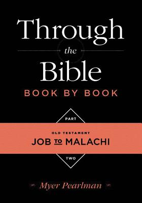 Image for Through the Bible Book by Book: Volume 2: Old Testament Job to Malachi