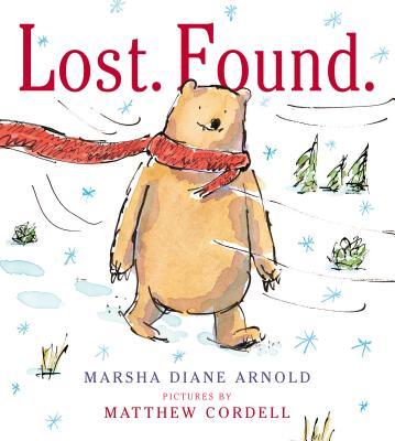 Lost. Found., Marsha Diane Arnold
