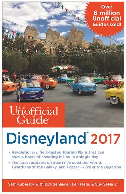 Image for Unofficial Guide to Disneyland 2017