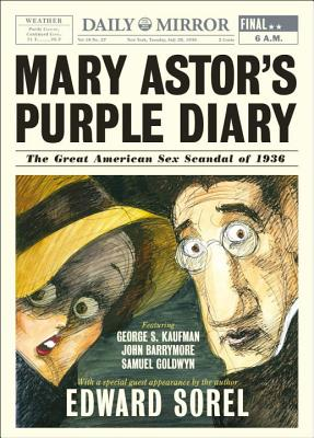 Image for Mary Astor's Purple Diary: The Great American Sex Scandal of 1936
