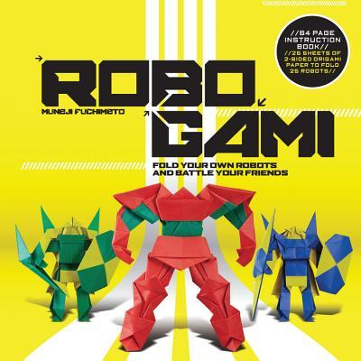 Robogami: Fold Your Own Robots and Battle Your Friends, Fuchimoto, Muneji