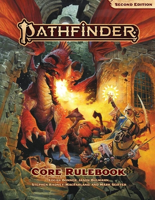 Image for Pathfinder Core Rulebook (P2)