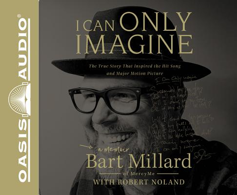 Image for I Can Only Imagine: A Memoir - unabridged audiobook edition on CD