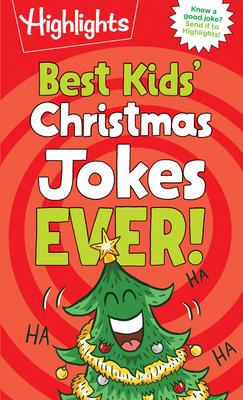 Image for Best Kids' Christmas Jokes Ever! (Highlights Joke Books)