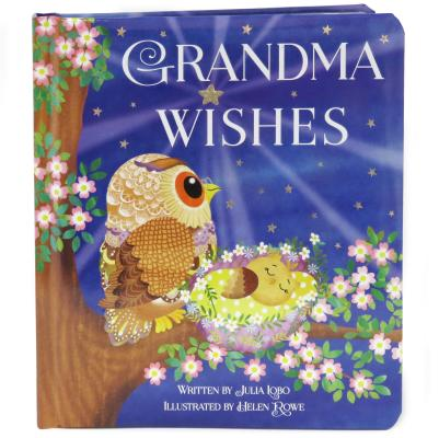 Image for Grandma Wishes: Children's Board Book (Love You Always)