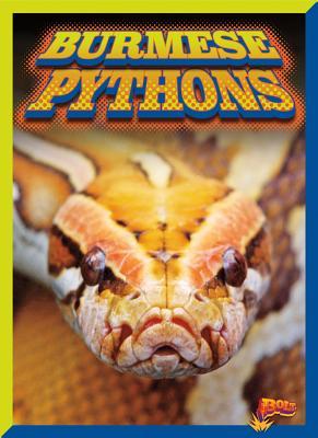 Burmese Pythons (Invasive Species Takeover), Ciletti, Barbara