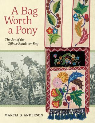 Image for A Bag Worth a Pony: The Art of the Ojibwe Bandolier Bag