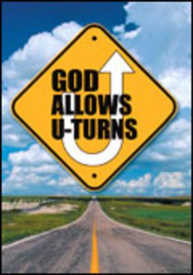 Image for God Allows U-Turns (Pack of 25) (Proclaiming the Gospel)