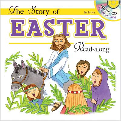 Image for The Story of Easter: Read-Along Book with CD