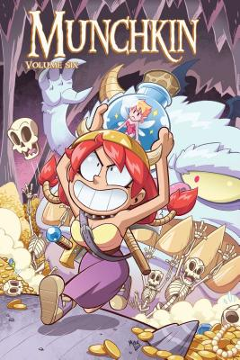Image for Munchkin Vol. 6
