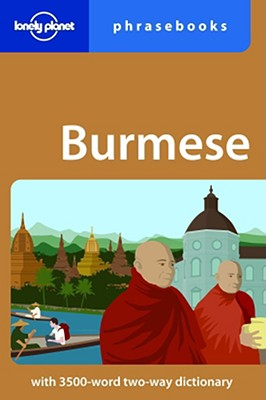 Image for Lonely Planet Burmese Phrasebook