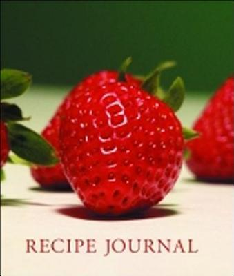 Image for Recipe Journal - Strawberry