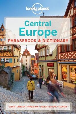 Image for Central Europe Phrasebook