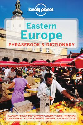 Image for Eastern Europe Phrasebook
