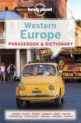 Image for Lonely Planet Western Europe Phrasebook & Dictionary