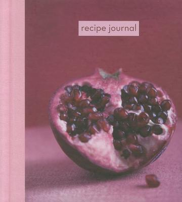 Image for Recipe Journal: Pomegranate - Small