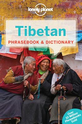 Lonely Planet Tibetan Phrasebook & Dictionary, Lonely Planet; Tsering, Sandup