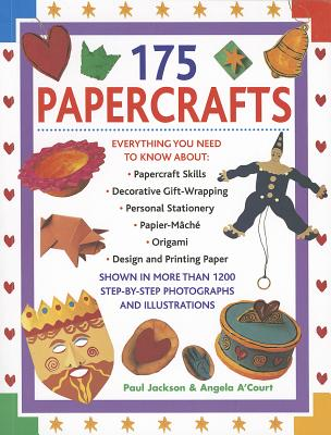 Image for 175 Papercrafts