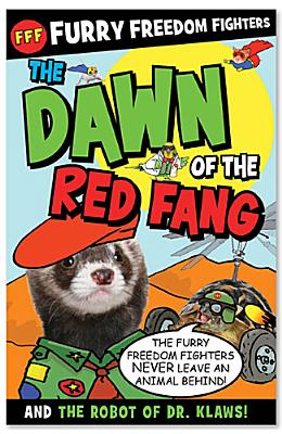 The Dawn of the Red Fang and the Robot of Dr. Klaws! (Furry Freedom Fighters), Page, Nick