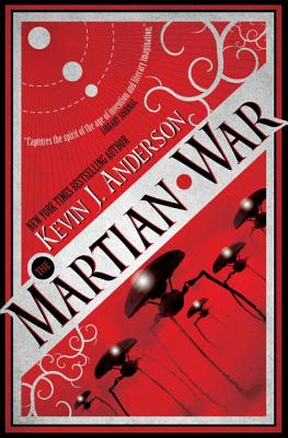 The Martian War, Anderson, Kevin J.