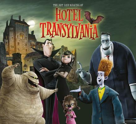 The Art and Making of Hotel Transylvania, Tracey Miller-Zarneke
