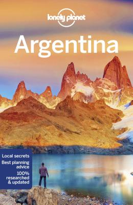 Image for Lonely Planet Argentina (Travel Guide)