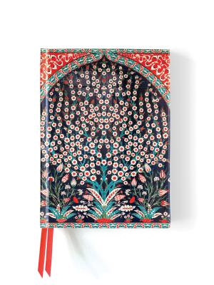 Image for Blue Mosque Tiles (Foiled Journal) (Flame Tree Notebooks)