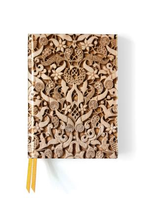 Image for Alhambra Stone Relief (Foiled Journal) (Flame Tree Notebooks)