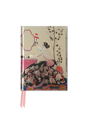 Image for Backless Dress by Barbier (Foiled Pocket Journal) (Flame Tree Pocket Books)