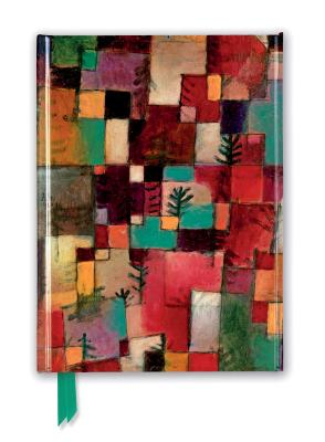 Image for Paul Klee: Redgreen and Violet-Yellow Rhythms (Foiled Journal) (Flame Tree Notebooks)