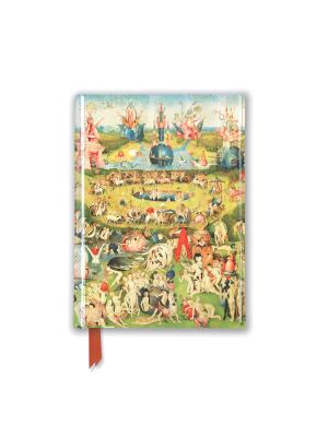 Image for Bosch: The Garden of Earthly Delights (Foiled Pocket Journal) (Flame Tree Pocket Books)