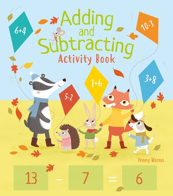 Image for Adding and Subtracting Activity Book (Arcturus Math Skills Workbooks)