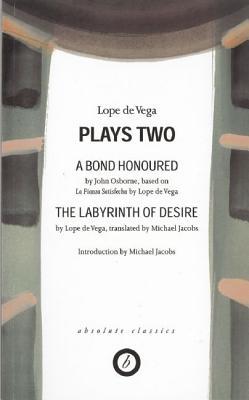 De Vega: Plays Two (Lope de Vega: Plays), de Vega, Lope