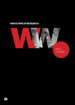 Image for Who's Who in Research: Film Studies
