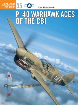 P-40 Warhawk Aces of the CBI (Osprey Aircraft of the Aces No 35), Molesworth, Carl