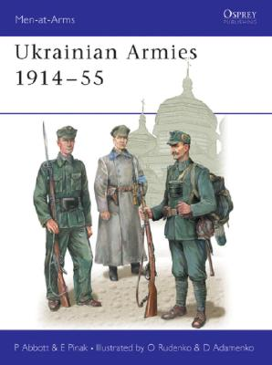 Image for UKRAINIAN ARMIES 1914-55
