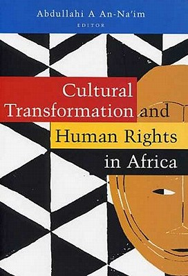 Image for Cultural Transformation and Human Rights in Africa
