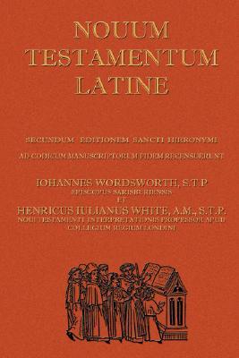 Image for Novum Testamentum Latine (Latin Vulgate New Testament, The Latin New Testament) (Latin Edition)