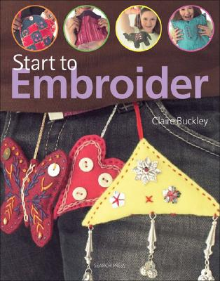 Start to Embroider, Buckley, Claire