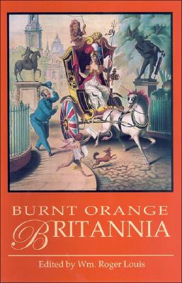 Image for Burnt Orange Britannia (Adventures with Britannia)